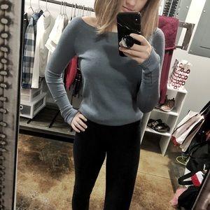 Lululemon cool grey sweater